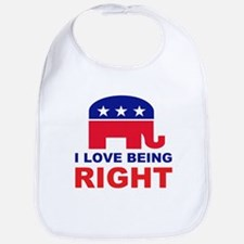 Romney Always right.png Bib