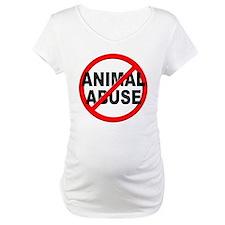 Anti / No Animal Abuse Shirt