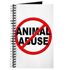 Anti / No Animal Abuse Journal