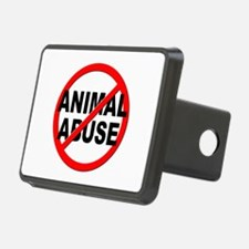 Anti / No Animal Abuse Hitch Cover