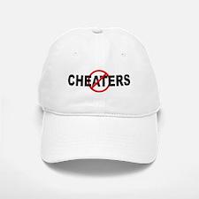 Anti / No Cheaters Baseball Baseball Cap