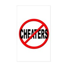 Anti / No Cheaters Decal