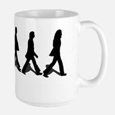 Zebra Crossing Mug