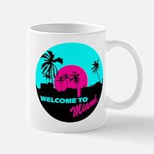 Welcome to Miami Mug