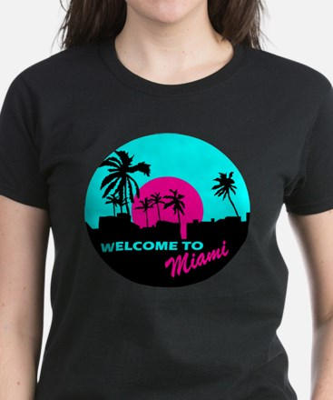 Welcome to Miami Tee
