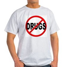 Anti / No Drugs T-Shirt