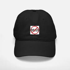 Anti / No Drugs Baseball Hat
