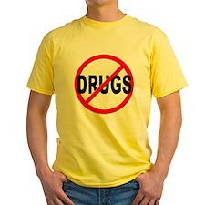 Anti / No Drugs T