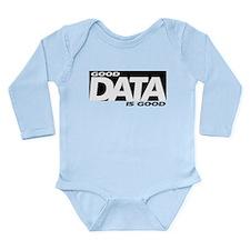 Good Data Long Sleeve Infant Bodysuit