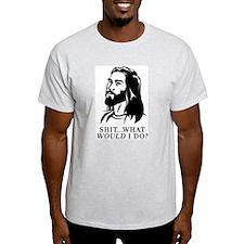 3-Jesus-WWID T-Shirt