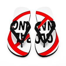 Anti / No Global Warming Flip Flops