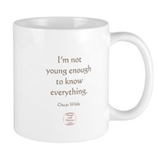 IM NOT YOUNG ENOUGH Mug