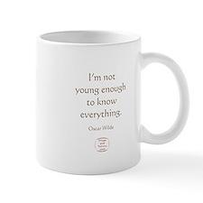 IM NOT YOUNG ENOUGH Mug