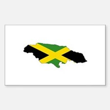 Island Flag Decal