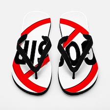 Anti / No Gossip Flip Flops