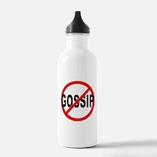 Anti / No Gossip Water Bottle