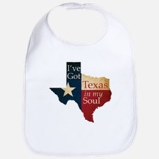 Texas in my Soul Bib