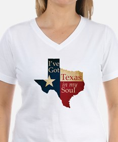 Texas in my Soul Shirt