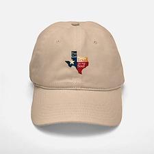 Texas in my Soul Baseball Baseball Cap
