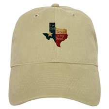 Texas in my Soul Baseball Cap