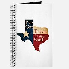 Texas in my Soul Journal