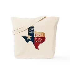 Texas in my Soul Tote Bag