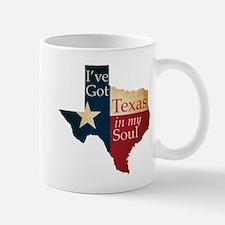 Texas in my Soul Mug