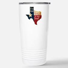Texas in my Soul Travel Mug