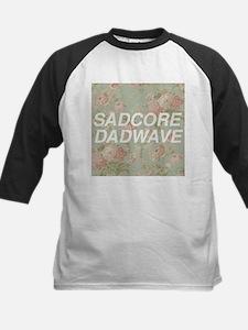 Sadcore Dadwave Kids Baseball Jersey