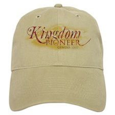 Kingdom Pioneer Baseball Cap