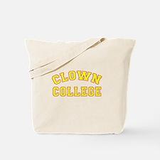 Clown College Tote Bag