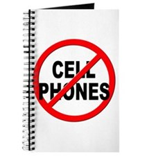 Anti / No Cell Phones Journal