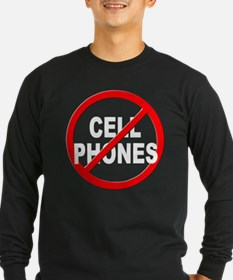 Anti / No Cell Phones T