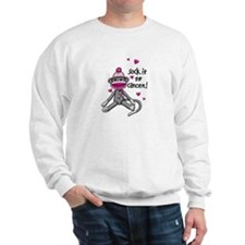 Sock it to Cancer Jumper