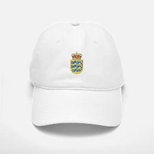 Denmark Coat Of Arms Baseball Baseball Cap