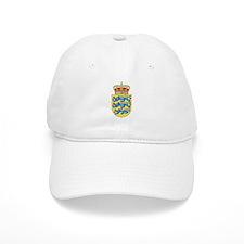 Denmark Coat Of Arms Baseball Cap