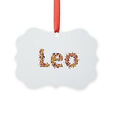 Leo Fiesta Ornament