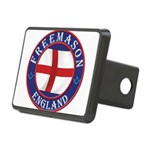 English Freemasons Rectangular Hitch Cover
