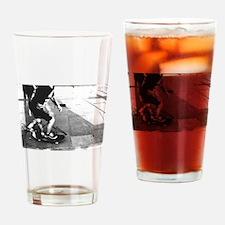 skater Drinking Glass
