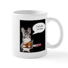 Chainsaw Chinchilla Mug