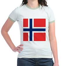 Norway Flag T