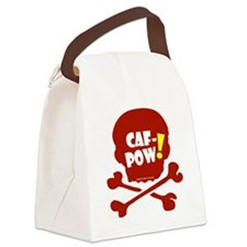 Caf-Pow NCIS Canvas Lunch Bag