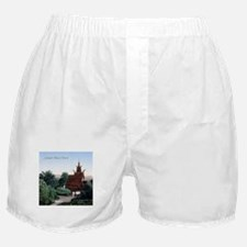 Vintage Fantoft Stave Church Boxer Shorts