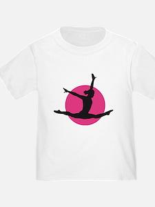 gymnastics girl T