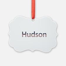 Hudson Stars and Stripes Ornament