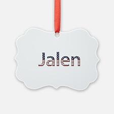 Jalen Stars and Stripes Ornament