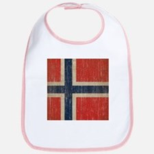 Vintage Norway Flag Bib