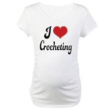 I Love Crocheting Shirt