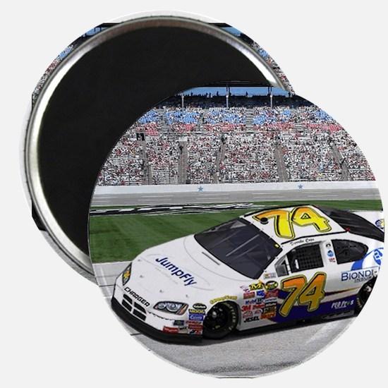 JumpFly NASCAR Magnet