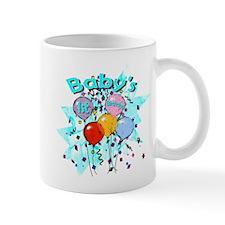 Baby's 1st Birthday Mug
